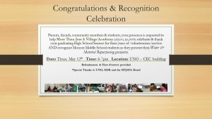 Congratulations & Recognition Celebration_1